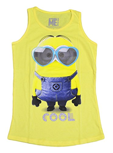 Minion Made Despicable Me Girls Minions Graphic Shirts