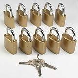 Padlock for Lockable Series, 10Pack