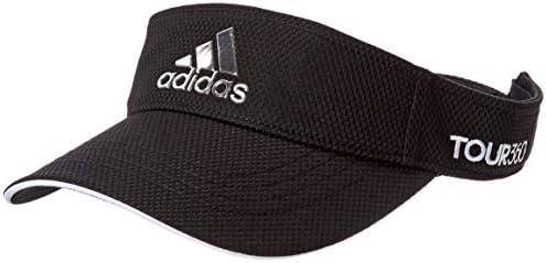 [해외]아디다스 골프 여행 유형 챙 PF 망 XA188 / Adidas Golf Tour Type Visor PF Men`s XA188