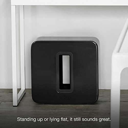 Sonos SUB Wireless Subwoofer. Works with Alexa. (Black) - 6