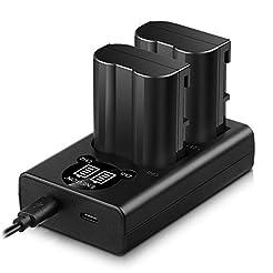 EN-EL15 /EL15a Replacement Battery (2 Pa...