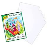 Crayola Painting Paper Pad, Painting Supplies for