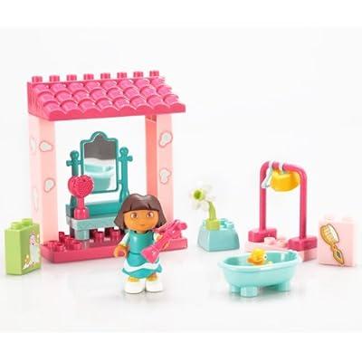 Megabloks Dora's Bath Time: Toys & Games