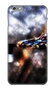 [gNeKYu-2512-ufnHG]premium Phone Case For Iphone 6 Plus/ Anime Bleach Tpu Case Cover(best Gift Choice)
