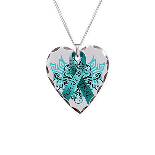 cafepress-i-wear-teal-for-my-mom-charm-necklace-with-heart-pendant