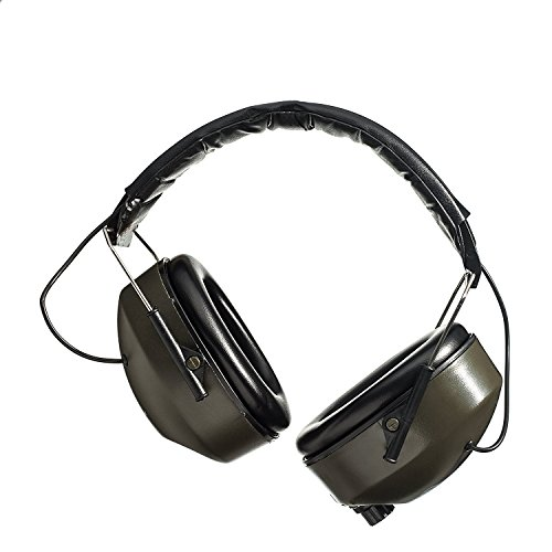 Safety Earmuffs Hearing Protection Noise Canceling, Shooting Protection Earmuffs - green - By OutDoor Nation by Outdoor Nation