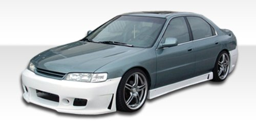 Body B2 Kit 2dr (1996-1997 Honda Accord 2DR/4DR Duraflex B-2 Kit-Includes B-2 Front Bumper (101456), B-2 Rear Bumper (103266), and B-2 Sideskirts (103259). - Duraflex Body Kits)