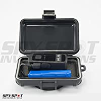 Spy Spot Weatherproof Magnetic Case with Mini Extended Battery for GPS Tracker