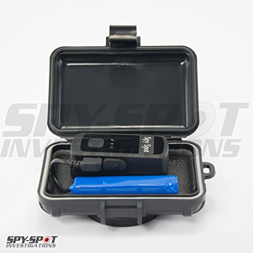 Spy Spot Weatherproof Magnetic Case with Mini Extended - Spot Gps Case