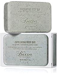 Baxter of California Men's Exoliating Body Bar Soap for Men| Cedarwood and Oak Moss Essence | 8 oz