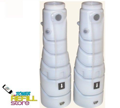 �� 2 Pack Compatible Toner Cartridge for the Konica Minolta Di-2010 8937-753 (Minolta Hp Toner)