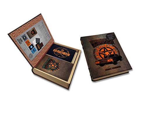 Supernatural Deluxe Note Card Set (With Keepsake Box) ()