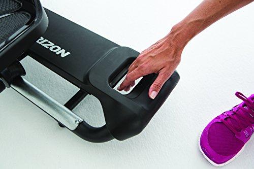 Horizon - Fitness Andes 7i viewfit elíptica - -: Amazon.es: Deportes y aire libre