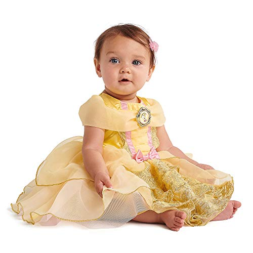 Baby Beast Costume (Disney Belle Costume for Baby - Beauty and The Beast Size 18-24 MO)