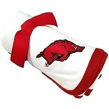 Arkansas Razorback Baby Receiving Blanket