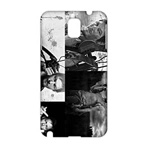 Fortune daryl dixon the walking dead 3D Phone Case for Samsung Galaxy Note 3