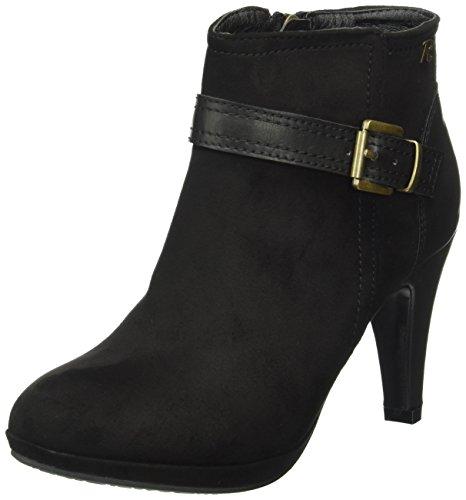 Refresh 62277, Zapatillas de Estar por Casa para Mujer Negro - negro (Negro)