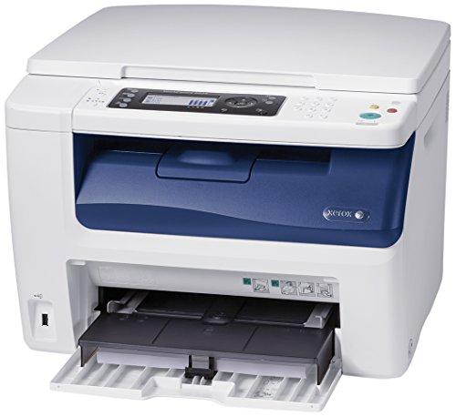 Xerox WorkCentre 6025bi A4 ColourMultifunction Laser Printer, 10 ppm...