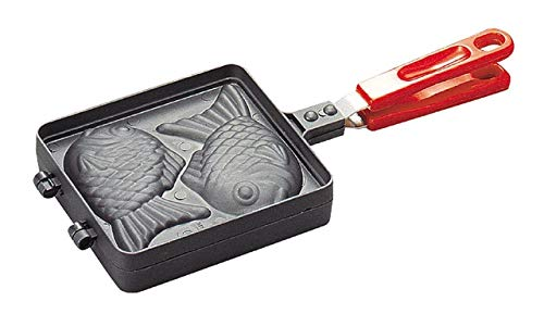 cast iron taiyaki pan - 9