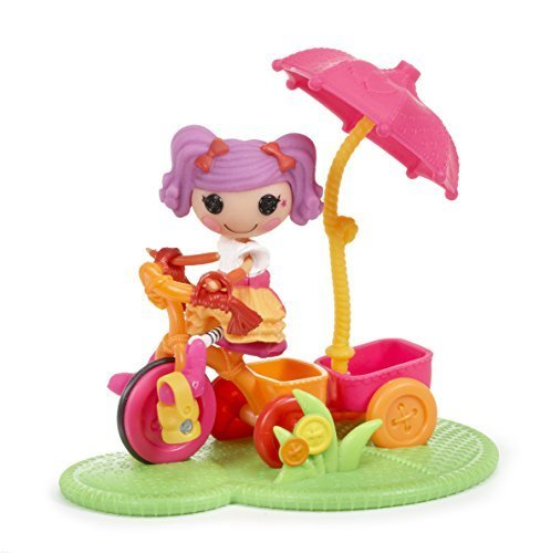 Mini Lalaloopsy Doll Playground  Peanut Big Top Tricycle by Lalaloopsy Mini