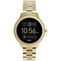 Fossil Gen Smartwatch Gold Tone Stainless Features