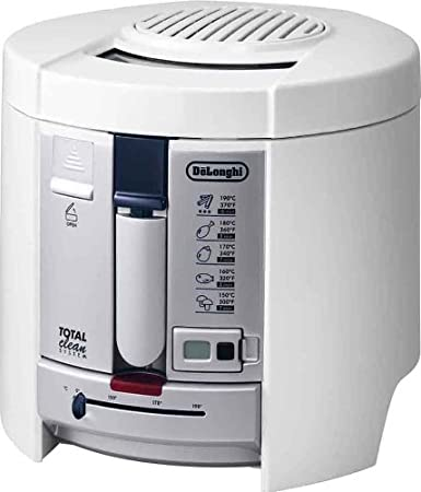 Amazon.com: Delonghi F26237 Deep Fryer with Total Clean System, 220 to 240-volt: Kitchen & Dining