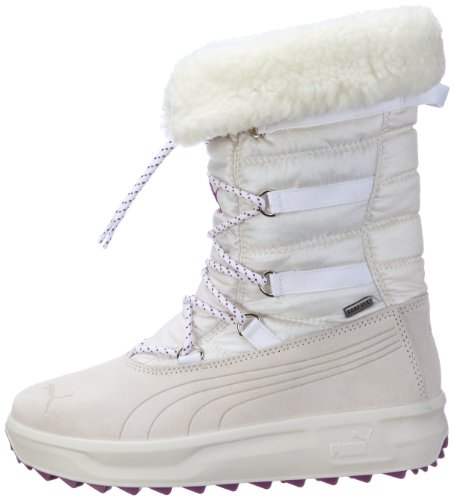Magic Wn's purple Gtx Shearling weiss Bianco white Stivali Puma Aronia Donna white OqpnxPgFw