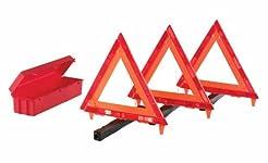 Cortina 95-03-009 3 Piece Triangle Warni...