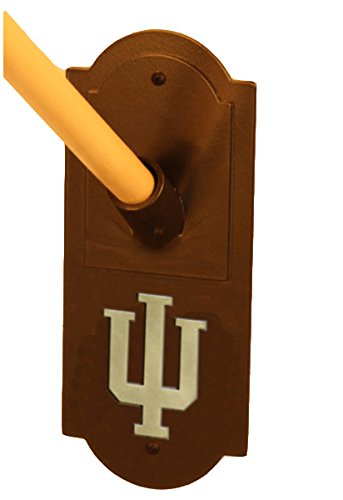 Henson Metal Works 3500-8 Indiana University Logo Flag Holder