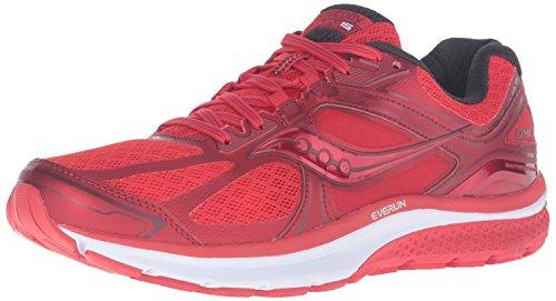 Saucony Mens Omni 15 Running Shoe, Rojo, 50 D(M) EU/14 D(M) UK