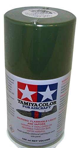 olive green spray paint - 2