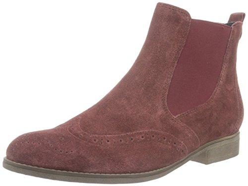 Gabor, Women's, Estimate, Chelsea Boots Red
