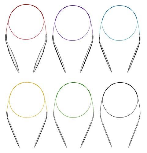 Knitting Needles Set Circular