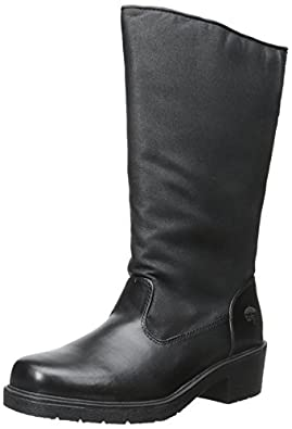 Amazon.com | Totes Womens Paula Waterproof Winter Snow Boots | Mid ...