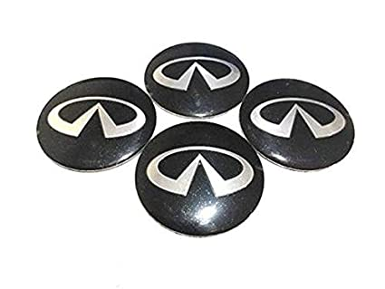 4pcs C018 56.5mm Car Styling Accessories Emblem Badge Sticker Wheel Hub Caps Centre Cover Infiniti Q50 Q60 Q70 Esq QX50 QX60 QX70 JX EX FX QX