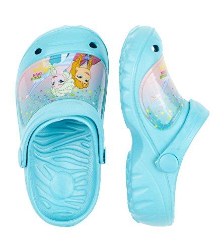 Disney El reino del hielo Chicas Sandalias - Turqueza Turqueza