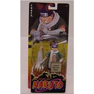 Naruto Mattel Basic Action Figure Choji