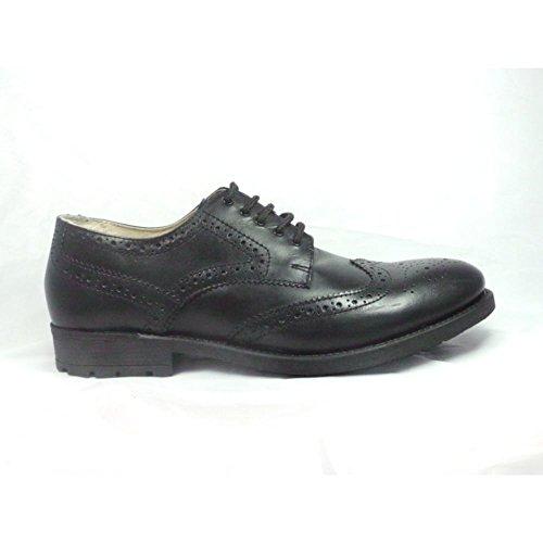 Lotus - Zapatos de cordones para hombre negro negro FpUdN3TCJ