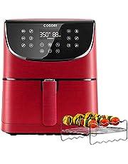 COSORI Air Fryer CP158-AF (black/ white/ red)