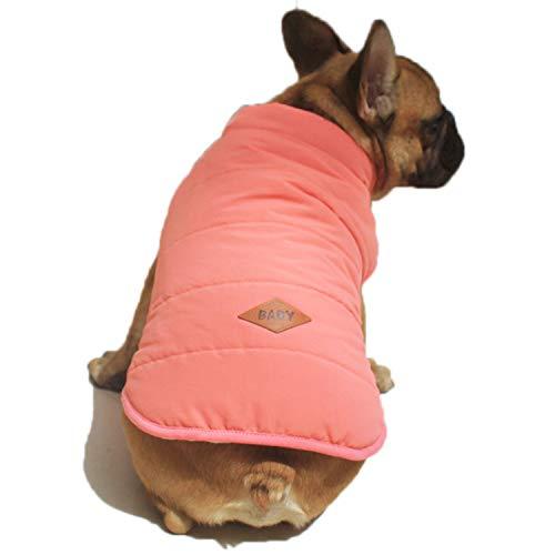 Pet Dog Clothes Winter Coat Jacket Puppy Pug French Bulldog Clothing Poodle Schnauzer Pet Costume Winter -