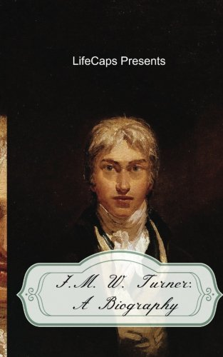 J M W Turner Biography Howard Brinkley product image