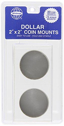 - Whitman Pub Llc Dollar Mylar Coin Holder 35 Count