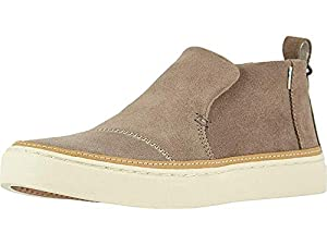 TOMS Women's, Paxton Slip On Shoe Taupe 8.5 M