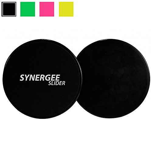 Synergee Sliders Hardwood Abdominal Equipment product image