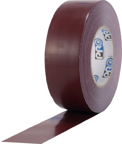 (ProTapes Pro Duct 110 PE-Coated Cloth General Purpose Duct Tape, 60 yds Length x 2
