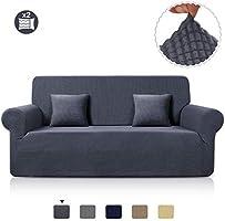 TAOCOCO Sofa Überwürfe Jacquard Sofabezug Elastische Stretch Spandex Couchbezug Sofahusse Sofa Abdeckung in Verschiedene...