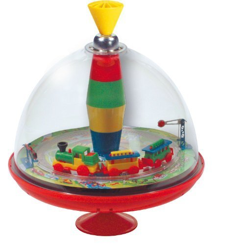 Panorama Spinning Top by Bolz