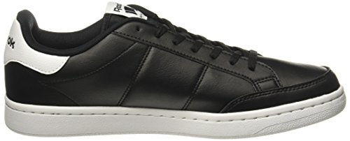 Sneakers White Black Basses Royal Smash Black Noir Reebok Homme qwSER78