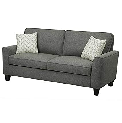 Amazon.com: Hebel Deep Seating Astoria Sofa | Model SF - 100 ...