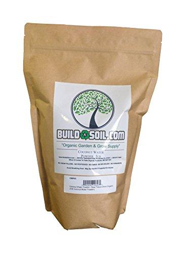 Coconut Water Powder - Raw Freeze Dried (1/2 lb)